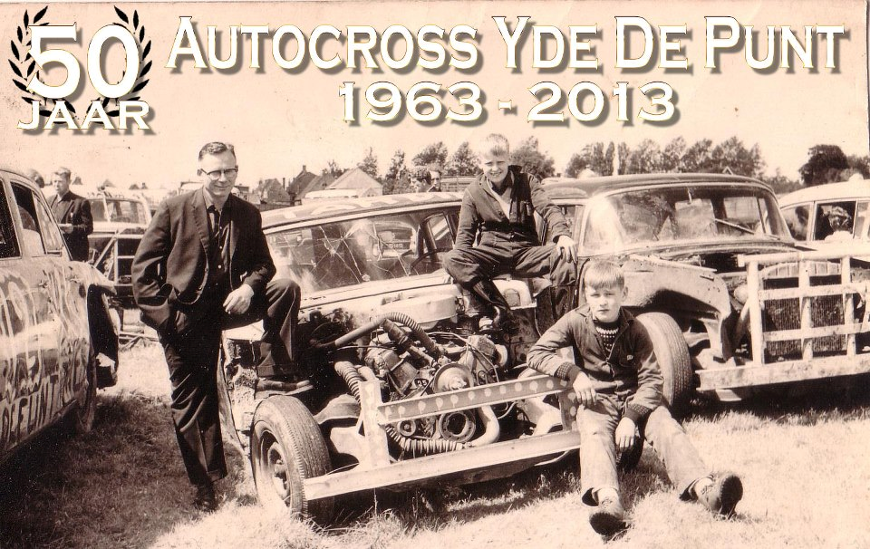50 jaar autocross yde de punt